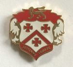 Kettering Town Football Club Enamel Pin Badge 01